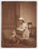 'Italian Girl', c 1860s.