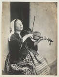 'The Blind Fiddler', c 1860s.