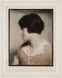 'A Portrait of Miss H', 1928.