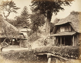 View at Eiyama, c.1877.