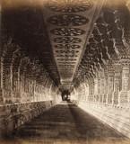 'Colonnade at Ramesseum Pagoda', c 1877.