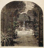Conservatory, mid-late 19th century.
