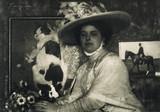 Frau Ludwig von Hohlwein, 1910.