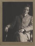 Alvin Langdon Coburn as a young man, c 1900.
