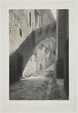 Mount St Michel, 1906.