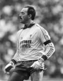 Bruce Grobbelaar, Zimbabwean goalkeeper, c 1980s.