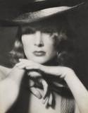'Woman in Hat', c 1960.