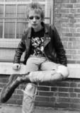 John Bingham, football hooligan, July 1985.