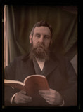 Portrait of John Cimon Warburg.