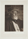 'Portrait of Fred Hollyer', c. 1924.