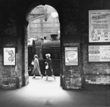 York station, May 1961.