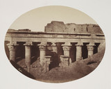 'The Temple of Edfoo', c 1849.