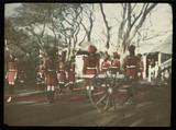 'Guard of Honour, Bombay', c 1914