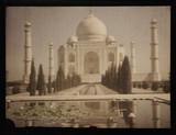 'Taj Mahal at Agra, Taken From Bridge', c 1914.
