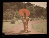 'Buddhist Priest, Zoological Gardens'.