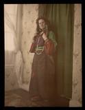 'Bride's Costume, Darjeeling', c 1914.
