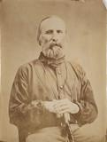 Garibaldi, c 1860.