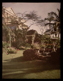 """'Jelianger House, Malaber Drive, Bombay', 1914."""