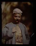 """'Joseph Fadell, Cook's Dragoman, Cairo, Egypt', 1914."""