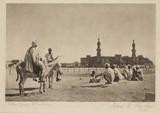 'Abbas Square, Khartoum', 1930.