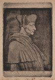 'Portrait of Cardinal d'Amboise', 1827.