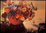 Still life study of flowers, c 1908.