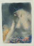 'Nu', c 1906.