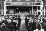 Conservative Party Conference, October 1979.
