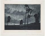 'Einsamer Reiter' (The Solitary Horseman), 1903.