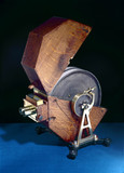 Bull's Spark drum camera, 1903.