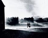 Slums in Liverpool, 21 November 1949.