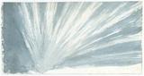 Cloud study by Luke Howard, c 1808-1811.
