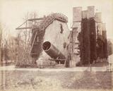 Great Rosse telescope, Birr Castle, Ireland, 1880.
