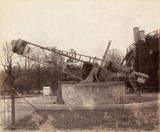 Three foot Rosse telescope, Birr Castle, Ireland, 1880.