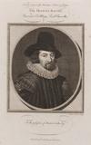Francis Bacon, English philosopher, c 1600s.