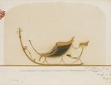 Sledge, 1850-1900.
