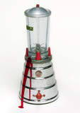 Magimix food blender with mixing bowl attachment, 1951.