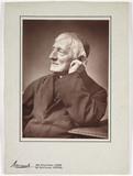 Cardinal Newman, c 1885.