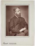 The Marquis of Hartington, c 1885.