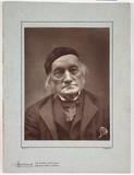 Professor Owen, c 1885.