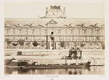 'Vieux Louvre', Paris, c 1865.