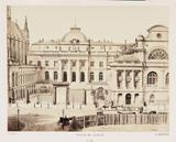 'Palais de Justice', Paris, c 1865.