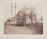 'Kiosk et Mosquee de Tophanna', c 1855.