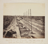 Fortifications of Beijing, 21 October 1860.