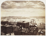 'St John's New Brunswick', 1860.