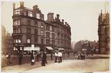 Market Street, Bradford, c 1895.