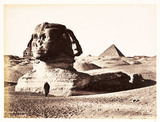 The Sphinx, c 1880.