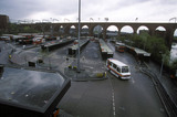 Stockport Viaduct, Manchester, 1998.