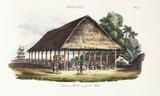 Market, Ambon, 1826-1829.