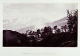 'Darjeeling mist rising' c 1865.